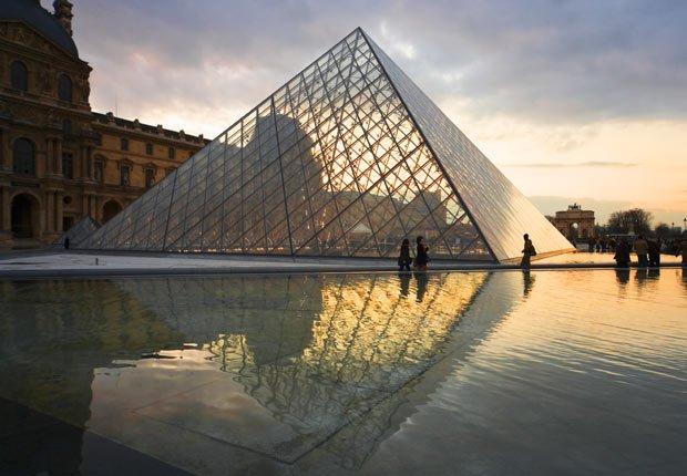 Museo del Lovre, París - Museos más famosos del mundo