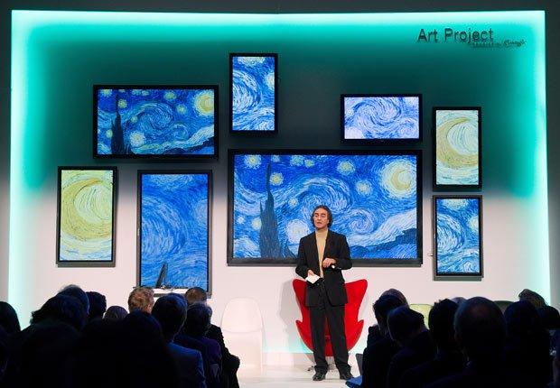 Proyecto Online de Arte de Google - Museos más famosos del mundo