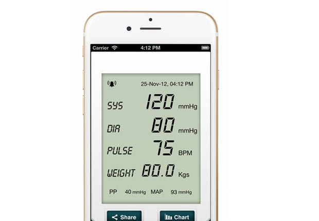 Smart BP, Apps and Websites to Control Blood Pressure