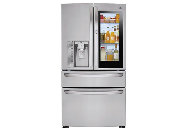 Refrigerador inteligente - Productos tecnológicos para ayudarte a vivir mejor