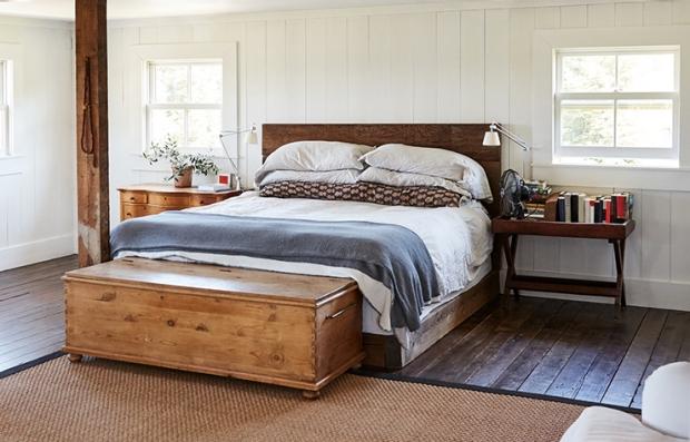 Cómo adaptar un dormitorio para una persona mayor - Habitación de una casa en perspectiva