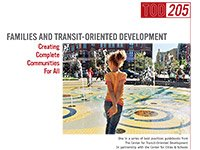 Families and Transit-Oriented Development - AARP