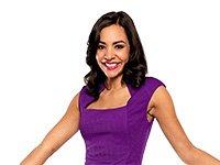 La corresponsal de Entertainment Weekly, Nina Terrero.