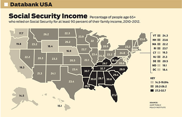 Social Security Card Benefit Basics Crucial to Retirement Plan AARP – Aarp Travel Maps