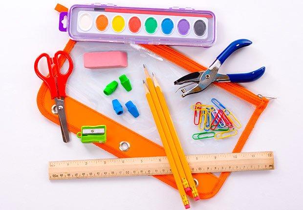 Útiles escolares - Las mejoras ofertas que no ocurren en días feriados.