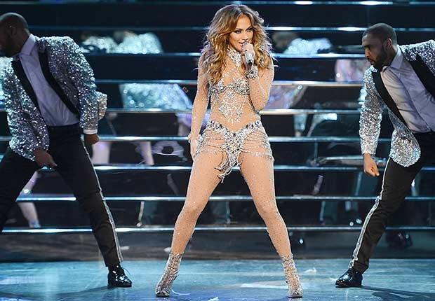 Jennifer Lopez - Salarios de los famosos