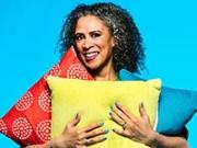 Retrato de la experta en el hogar,  Trae Bodge editora para Retailmenot, en el segmento 99 formas de ahorrar