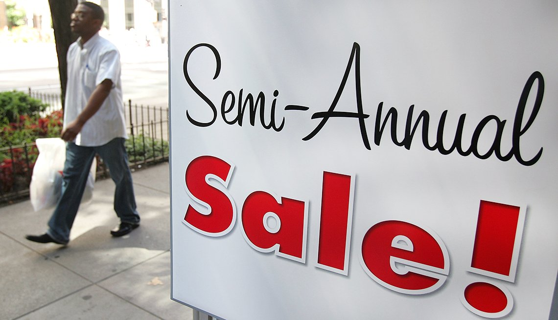 sale deals not to miss - Semi-Annual Sales