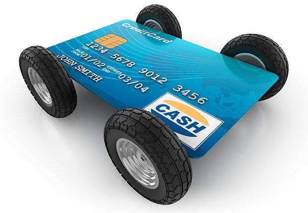 Tarjeta de crédito sobre ruedas - Consejos para mejorar tu crédito