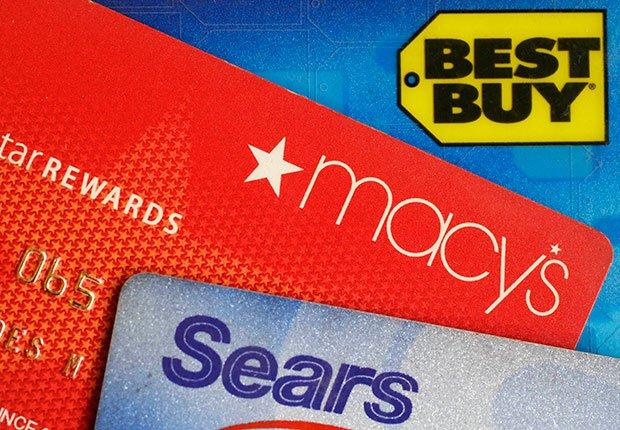 Tarjetas de varios comercios - Consejos para mejorar tu crédito