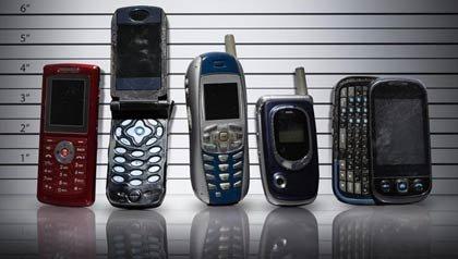 Muestra de teléfonos celulares usados - ¿Sabe usted lo que debe buscar al comprar productos electrónicos usados o reacondicionados?