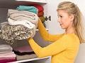 La limpieza de su armario es una manera rápida y fácil de ganar un poco de espacio y dinero.