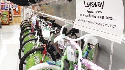 Bicicletas en tienda. Que hacer y no hacer con la utilización de sistema de apartado.