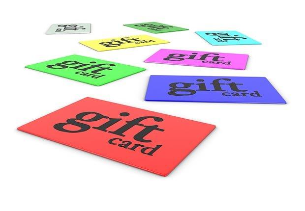 Alerta de estafas, Cuidado con las estafas de tarjetas de regalo