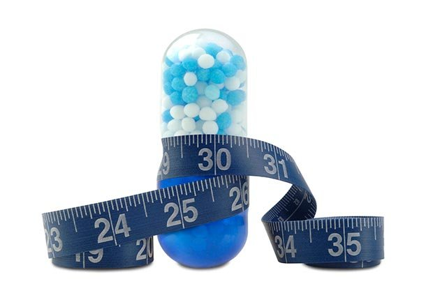 Algunas píldoras de dieta son un truco - Cuidado con las estafas