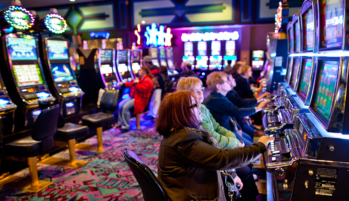Casino Traps Older Patrons With Marketing Schemes