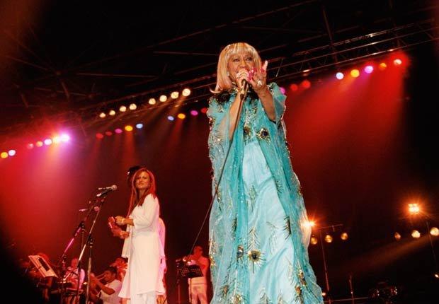 Cantante Celia Cruz