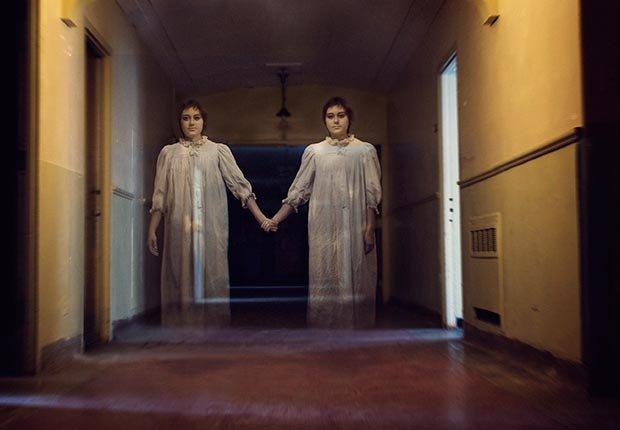 Fantasmas - Cree usted en los aliens, zombies, reencarnación, fantasmas, vampiros, ángeles y otras cosas?