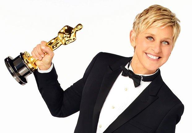 Ellen DeGeneres, actriz, comediante, presentadora de televisión y activista LGBT - 25 mujeres maduras que gobiernan el mundo