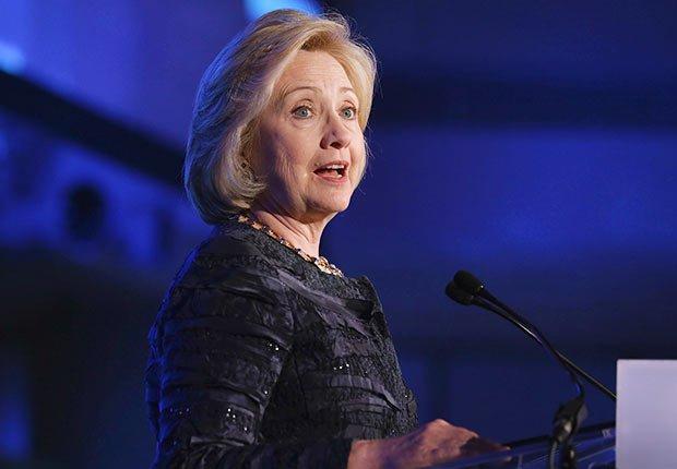 Hillary Clinton, ex Primera Dama, Senador y secretaria de Estado de los Estados Unidos - 25 mujeres maduras que gobiernan el mundo