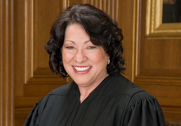 Sonia Sotomayor, Juez del Tribunal Supremo de los Estados Unidos - 25 mujeres maduras que gobiernan el mundo