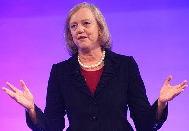 Meg Whitman, presidente y CEO de Hewlett-Packard - 25 mujeres maduras que gobiernan el mundo