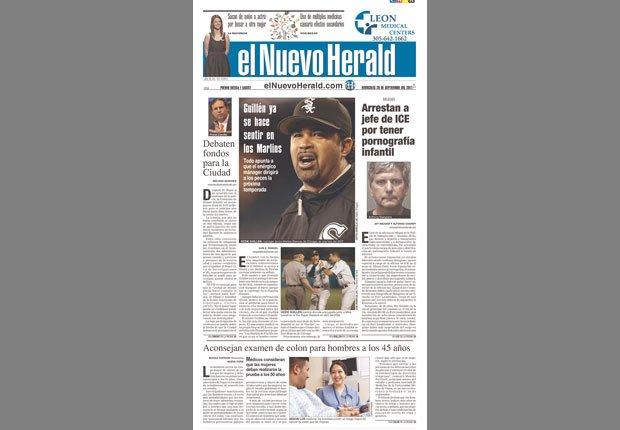 El Nuevo Herald - Periódicos hispanos que hicieron historia