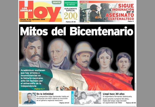 Hoy - Periódicos hispanos que hicieron historia