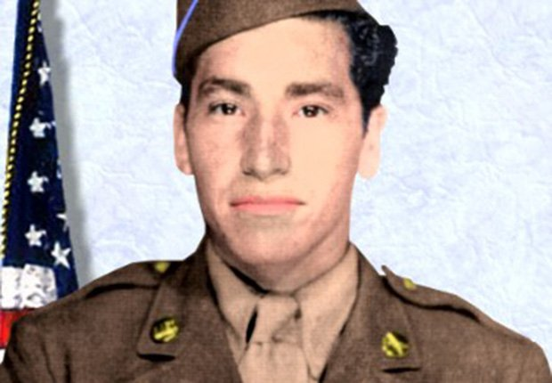 David M. Gonzales Veteranos hispanos