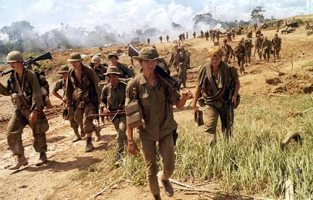 199 Brigada de infantería en Cambodia