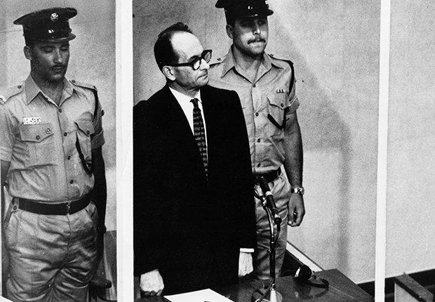 Enjuiciamiento de Adolf Eichmann