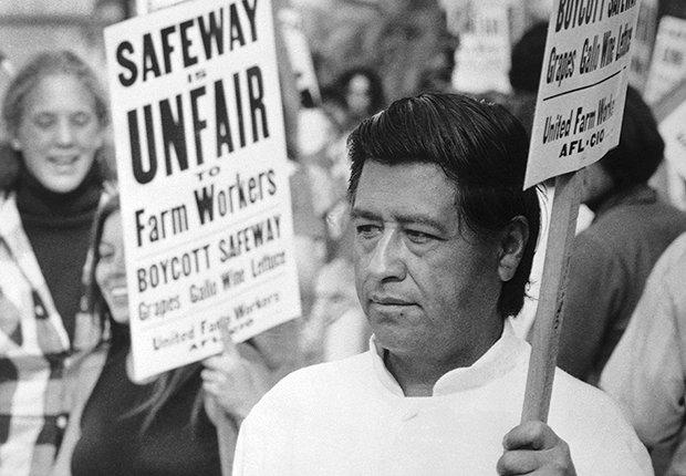 Cesar Chavez y el movimiento chicano