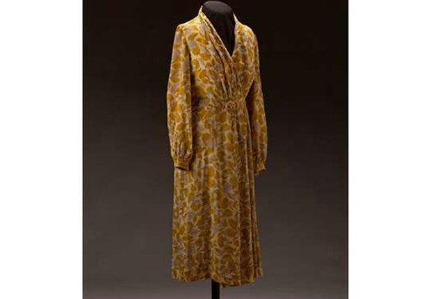 Vestido que llevaba Rosa Parks cuando fue arrestada