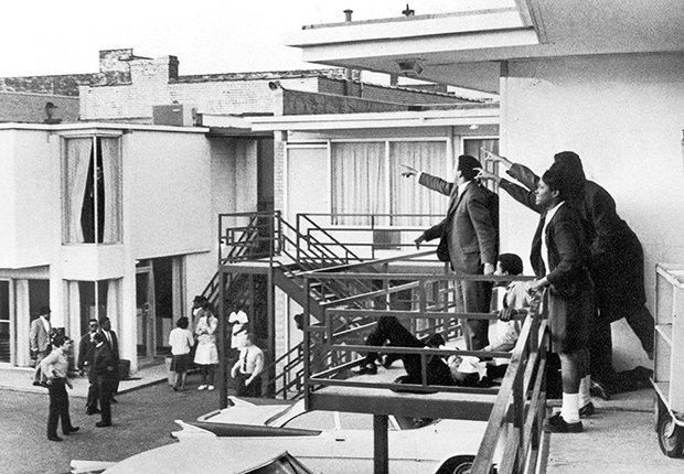 Asesinato de Martin Luther King Jr.
