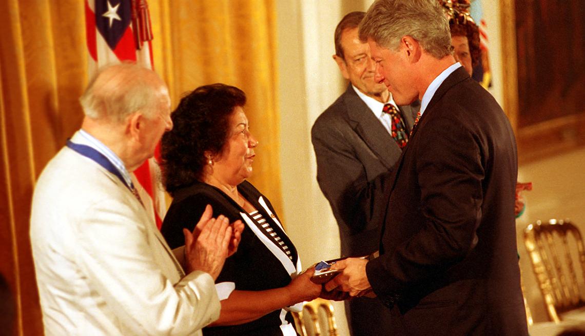 Momentos clave en la vida del líder sindical César Chávez