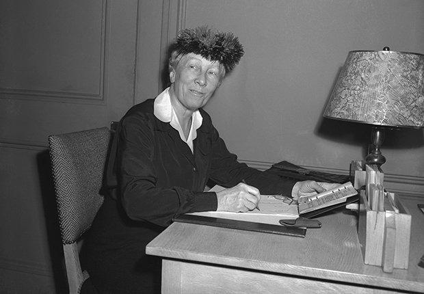 Inventos de mujeres - Lillian Gilbreth