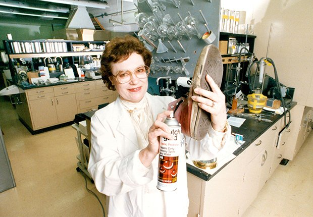 Inventos de mujeres - Patsy Sherman