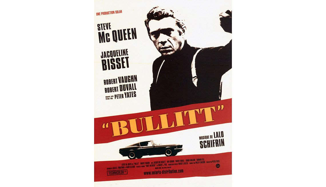 Steve McQueen, Bullitt, Ford Mustang: A Great 50-Year Trajectory