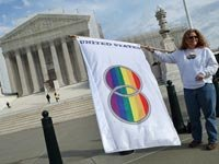 Same sex gay lesbian marriage union supreme court decision hearing march 2013 couples social issues legal