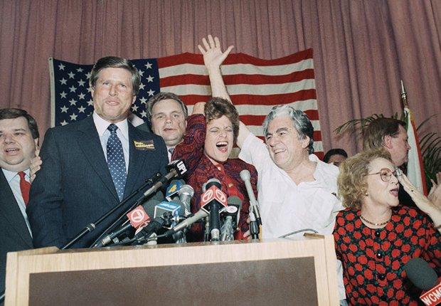Ileana Ros-Lehtinen gana el escaño para el Distrito Congresional 18, Derechos Civiles chicanos