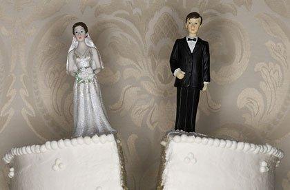 Porque los matrimonios se acaban después de 25 años