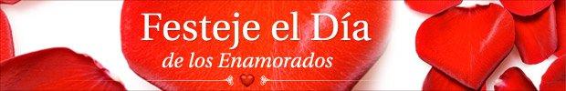Festeje el Día de los Enamorados