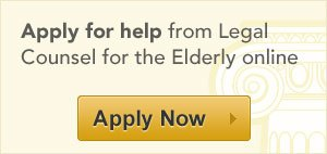 Legal Counsel for the Elderly Apply