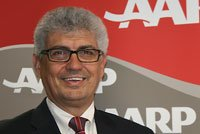 Kent Sovern is the new Iowa State Director for AARP 2011