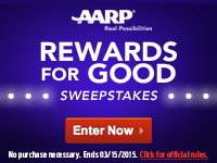 Rewards for Good Sweepstakes