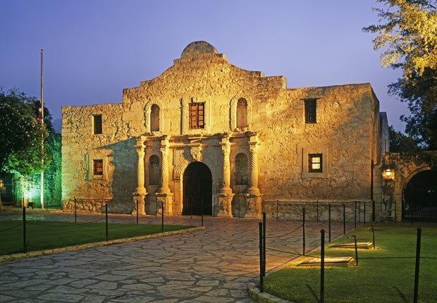 The Alamo - Las 10 cosas gratis que hacer en América