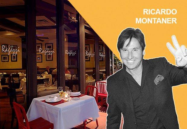 Restaurante Ragazzi de Ricardo Montaner
