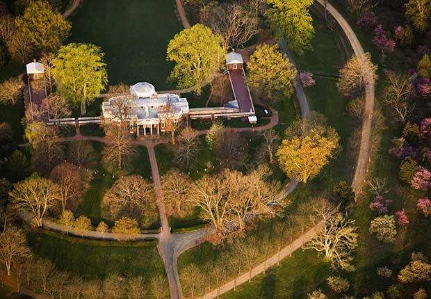 Jefferson Charlottesville Monticello - 10 viajes económicos para realizar en el 2015