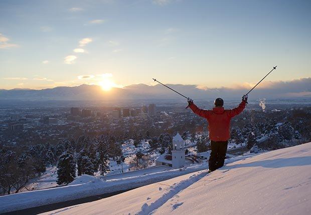 Salt Lake City, Utah - 10 viajes económicos para realizar en el 2015