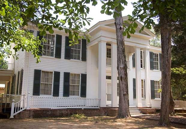 Residencia de William Faulkner Residence - Casas o sitios donde dejaron huella escritores famosos